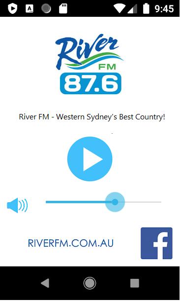 River FM Mobile App